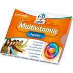 1x1 VitaDay Multivitamin + szelén tabletta 30db