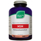 Health First MSM 1000mg kapszula 180db
