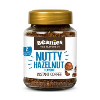 1223 Ft - Beanies Nutty Hazelnut mogyoró ízű instant kávé..