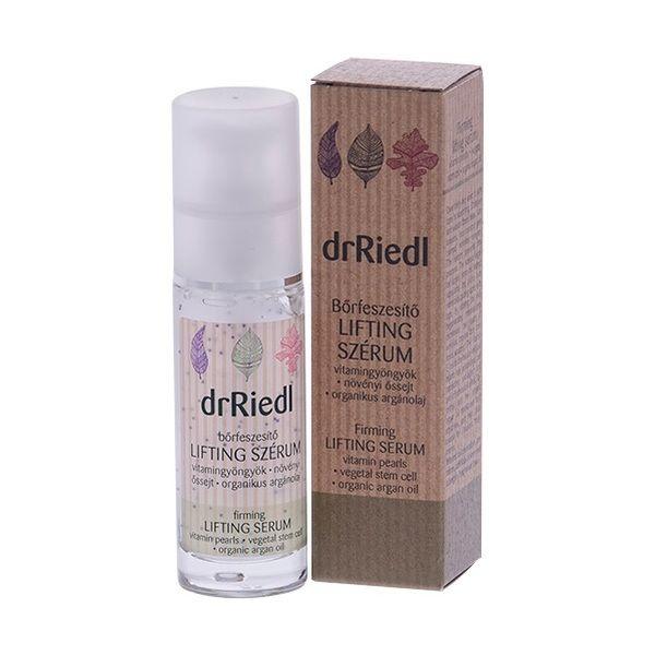 Dr. Riedl bőrfeszesítő hatású lifting szérum 30ml..