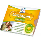 1x1 VitaDay C-vitamin 200mg tabletta 30db